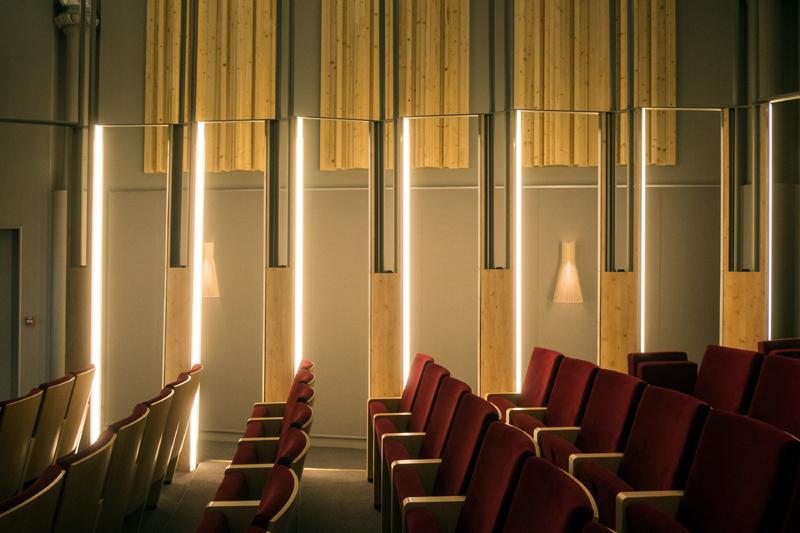 porte ouverte du th tre ren panhard plus de 1200 visiteurs richard dell 39 agnola maire de. Black Bedroom Furniture Sets. Home Design Ideas